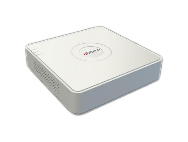 8-канальный видеорегистратор HiWatch DS-H108Q