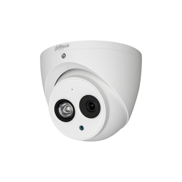 Купольная антивандальная мультиформатная видеокамера Dahua DH-HAC-HDW1100EMP-A-0280B-S3