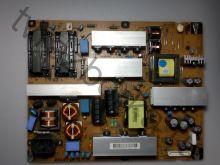 Блок питания совмещенный с модулем управления подсветкой для телевизора LG 42LK430