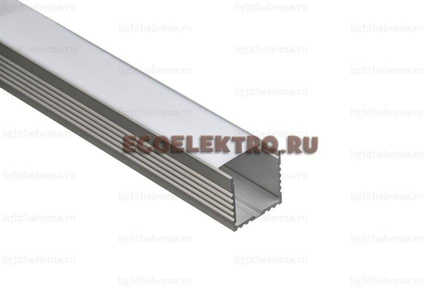 Алюминиевый LED профиль GS3535