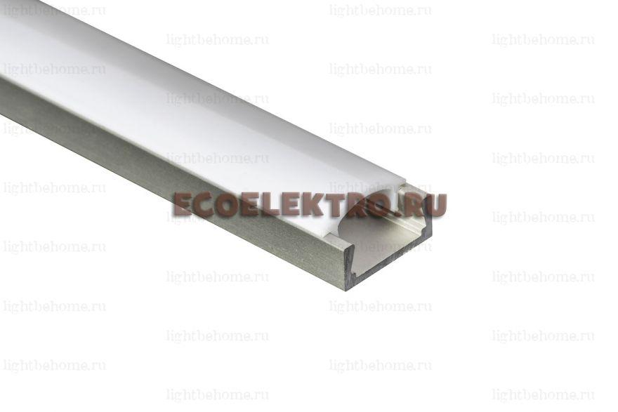 Накладной алюминиевый LED профиль 1506 CLASSIC