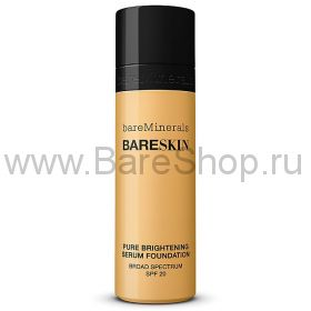 Пудра bareSkin Pure Brightening Serum SPF 20 цвет Bare Buff 10