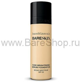 Пудра bareSkin Pure Brightening Serum SPF 20 цвет Bare Cream 05