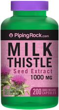 Силимарин (экстракт расторопши) 250 мг 200кап