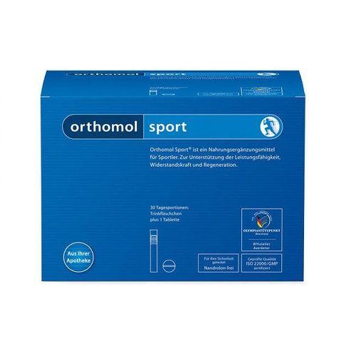 Orthomol Sport (Таурин)