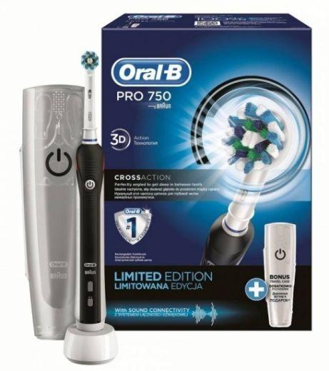 Зубная щетка Oral-B Pro 750 Cross Action