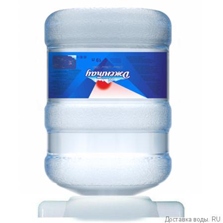 Минеральная природная питьевая вода Долина Джентау