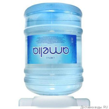Вода питьевая Амелия