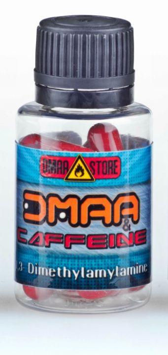 DMAA (герань)+кофеин 100 мг 10 капсул
