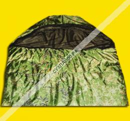 СПАЛЬНЫЙ МЕШОК армейский (капюшон и москитная сетка)