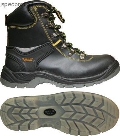 Ботинки «КОМФОРТ» кожаные утеплитель Thinsulate