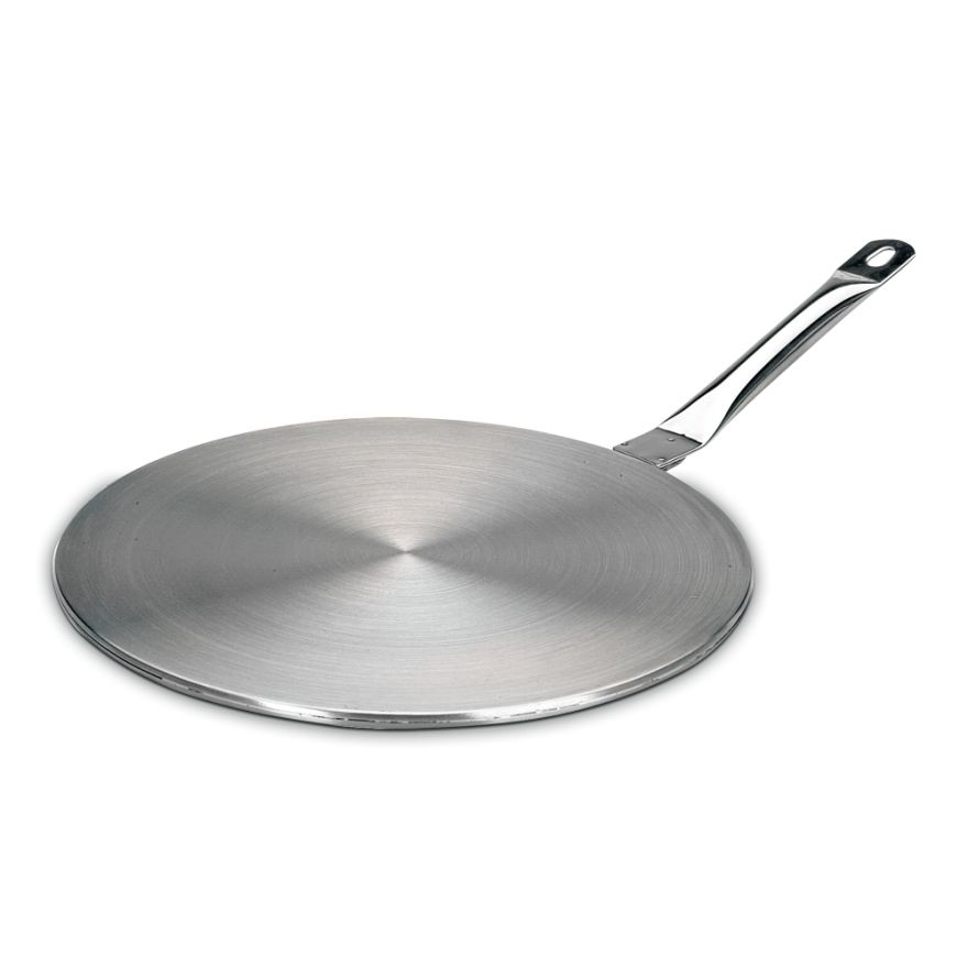 Адаптер для индукционной плиты 24 см (нерж.сталь, 2 слоя, 0.6 см)