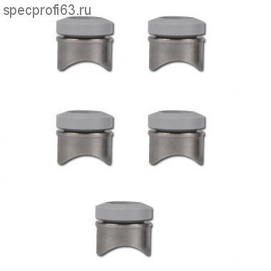 Уплотнение сопла XHD010  (пять седел металлических и пять прокладок)