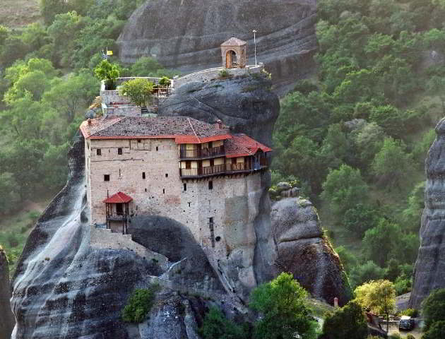 Тур с отдыхом в Греции и Хорватии на 15 дней