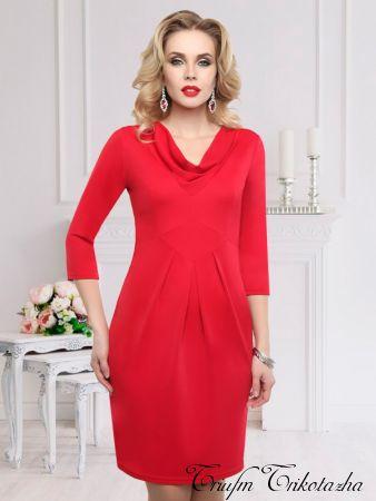 Платье Сантони (страстный)