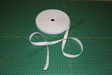 Вязанная резинка (белая) ширина 12мм