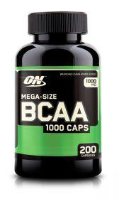 BCAA 1000 (200 капсул) Optimum Nutrition