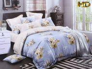 Комплект постельного белья 3 D ( евро)EO151