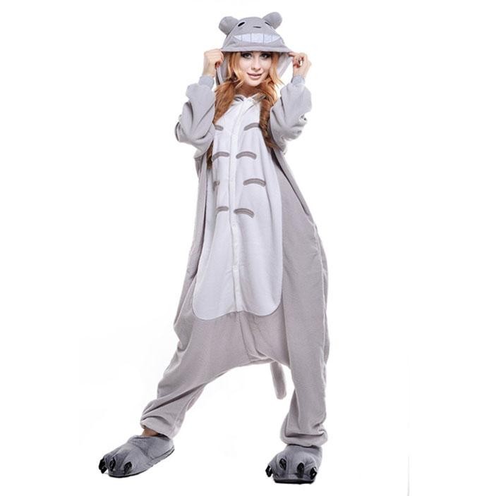 Пижама Кигуруми Тоторо Премиум