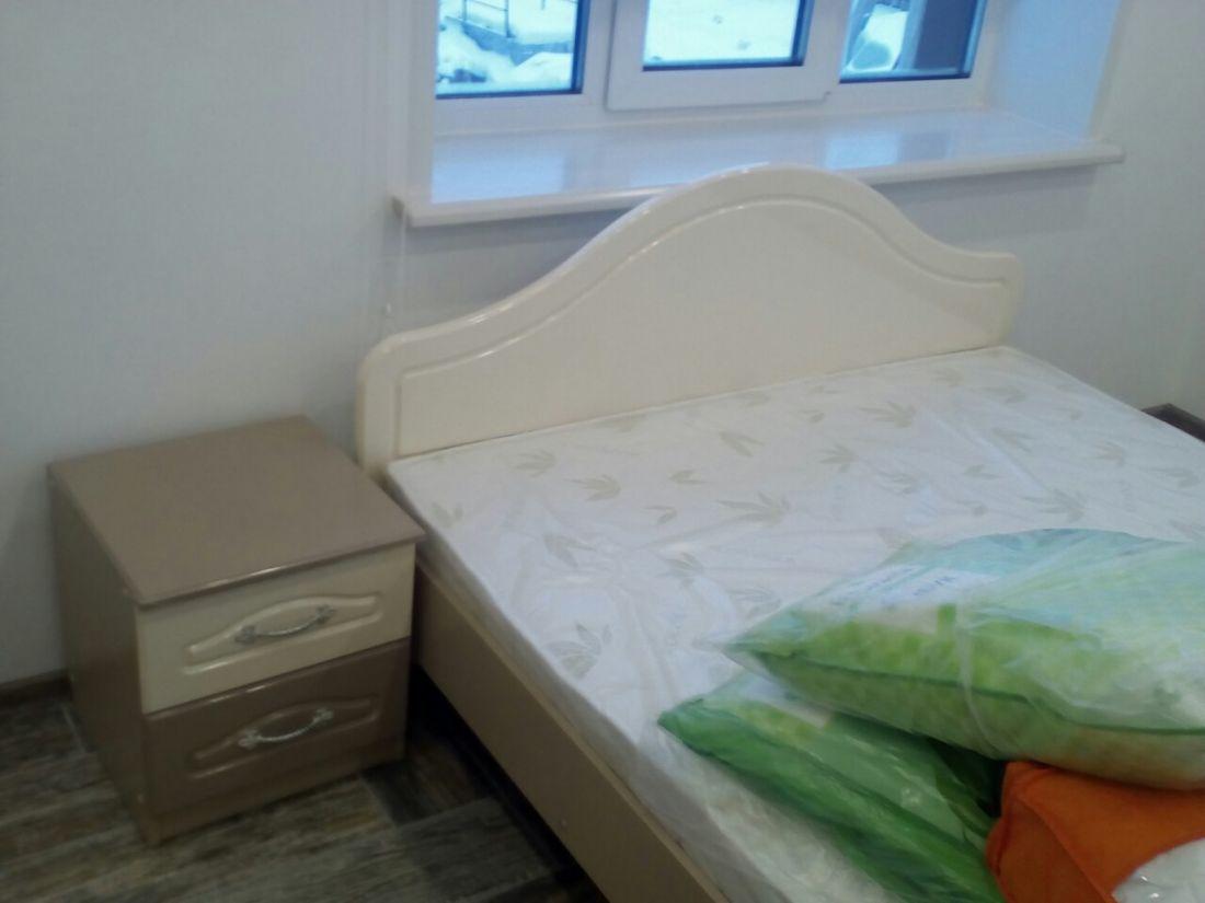 Кровать 2-х спальная (МДФ)