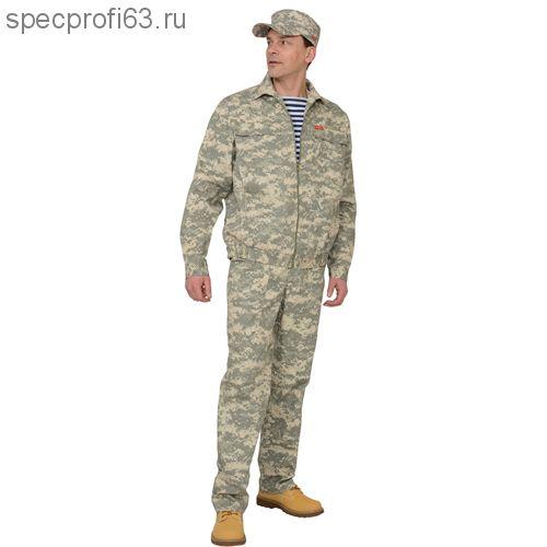 """Костюм """"РЫСЬ"""", КМФ """"Пустыня"""""""