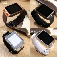 Смарт часы DZ09 Smart Watch сенсорный экран, bluetooth и картами SIM и TF