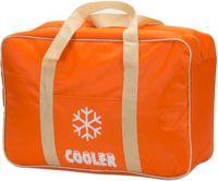 Изотермическая термосумка Cooler 20 литров оранжевая