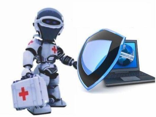 Удаление вредоносного ПО чистка на вирусы