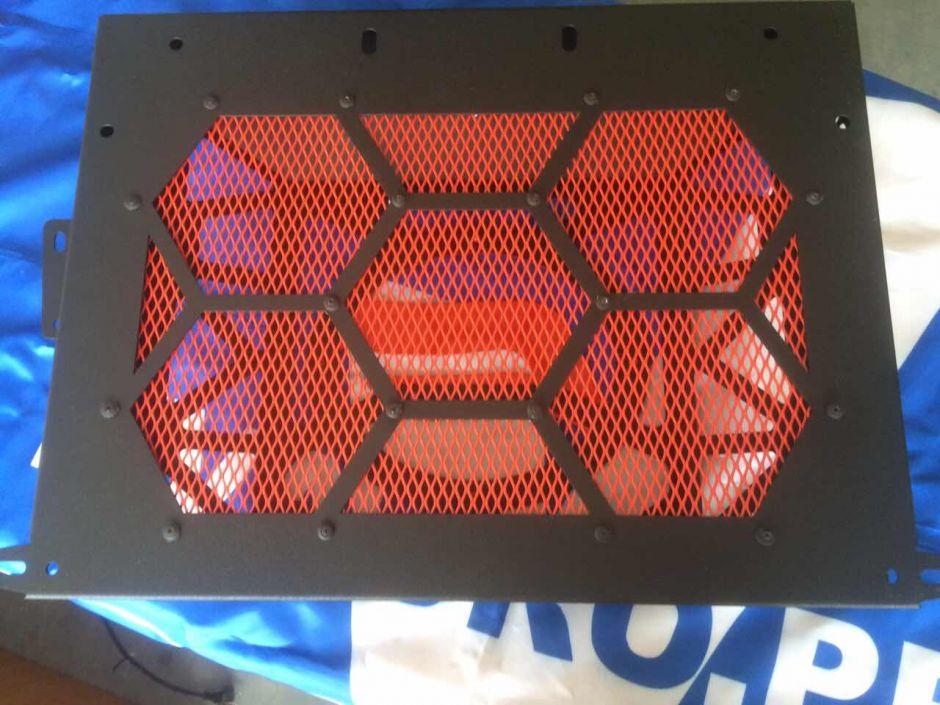 Вынос радиатора для CFMOTO U8