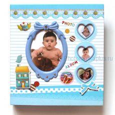 Фотоальбом для новорожденного А238-А (2 цвета)