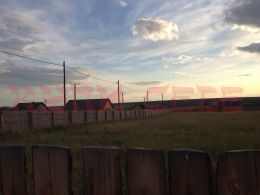 Земельный участок 10,54 сотки на границе п. Хомутово