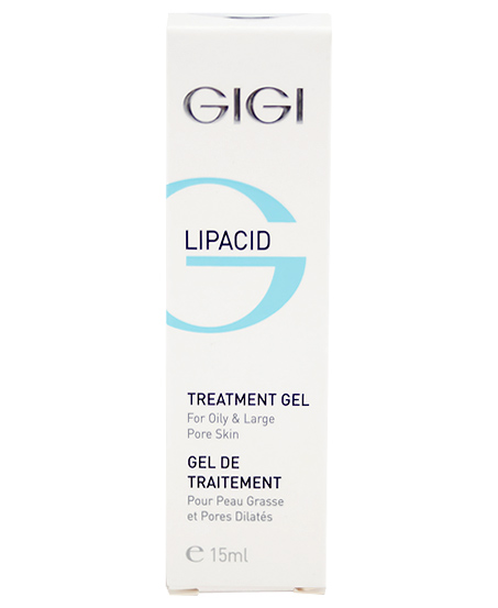 Лечебный (подсушивающий) гель LIPACID Treatment Gel