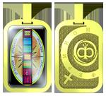 Дидограф F-900 (информационный фильтр) — парные кулоны