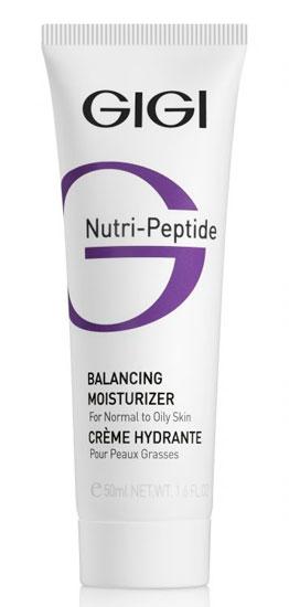 Пептидный балансирующий крем для жирной кожи NUTRI-PEPTIDE Balancing Moisturizer OILY Skin