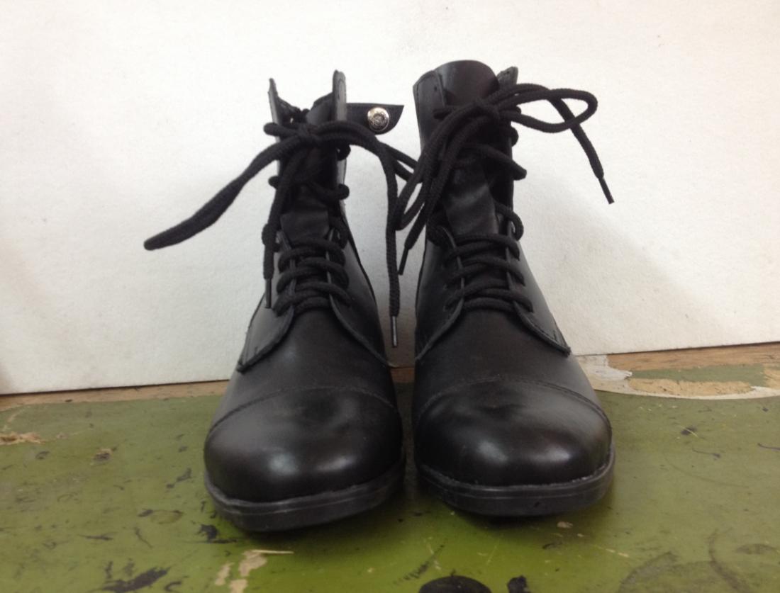 Ботинки конноспортивные