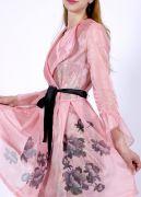 юбка с объемными складками