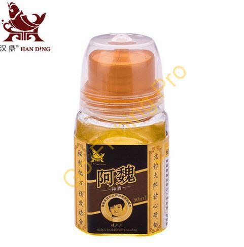 Жидкая приманка (желтая)