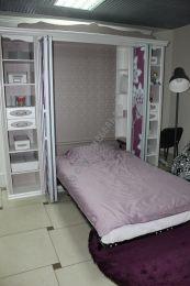 СМАРТБЕД 120 - Кровать трансформер в нишу 120 x 200 см