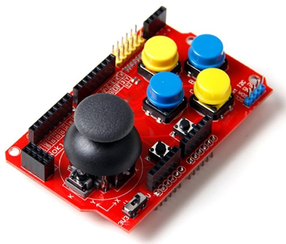 JoyStick Keypad Shield