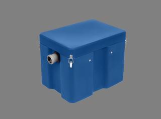 Жироуловитель под мойку «ТЕРМИТ 0.5-25»(рассчитан на 1-2 мойки)