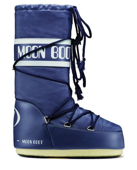 Moon Boot Nylon Blue / 39-41, 42-44.