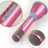 Tuxun K068 Беспроводной микрофон-караоке с встроенным динамиком