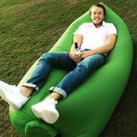 Надувной диван Lamzac (Ламзак) без кармашков