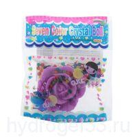 растущая игрушка роза с шариками орбиз