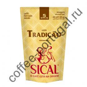 "Кофе ""Sical 5 Estrelas Tradicao"" молотый  250 гр"