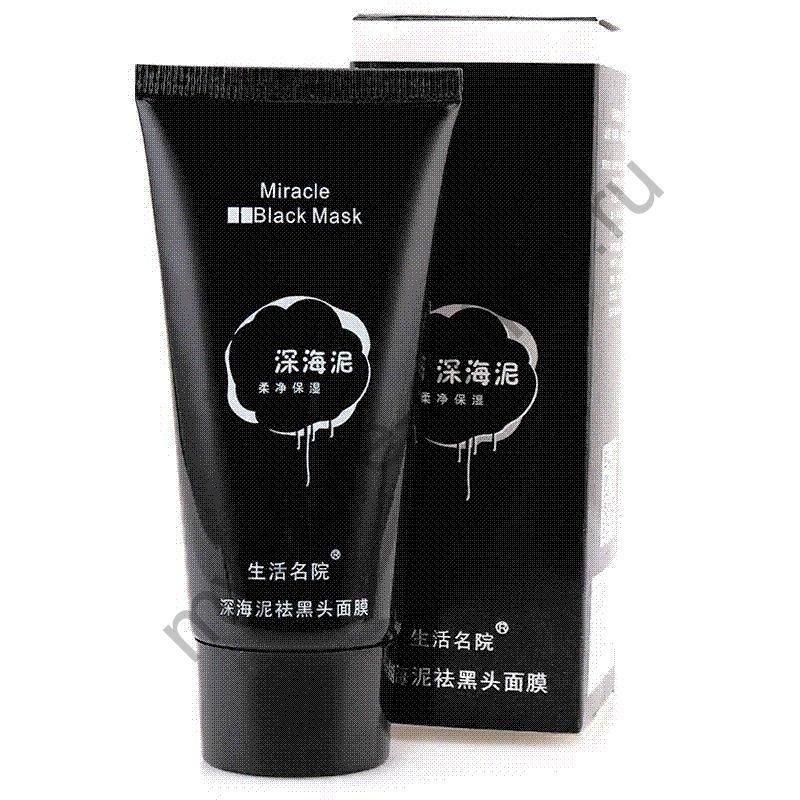 Маска от черных точек Miracle Black Mask 60 гр