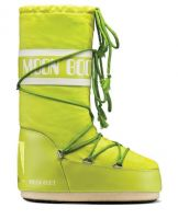 Moon Boot Nylon Lime / 35-38.