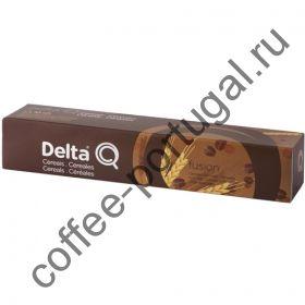"""Кофейный напиток Дельта """"Delta Q Cevada Fusion"""" 10 капсул"""