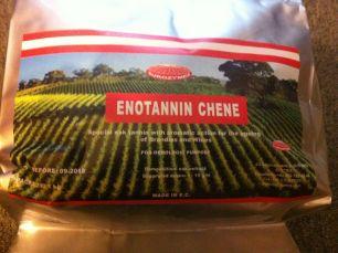 Энотаннин для производства вина и коньяка