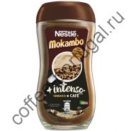 "Кофейный напиток ""Nestle Mokambo Intenso 35% кофе"" растворимый 175 гр"